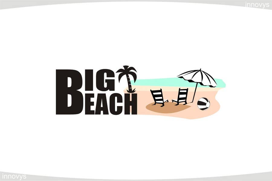 Конкурсная заявка №136 для Logo Design for Big Beach