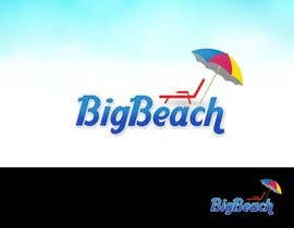 #88 para Logo Design for Big Beach de saneshgraphic11