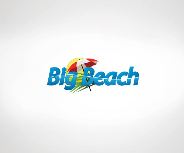 Contest Entry #56 for Logo Design for Big Beach