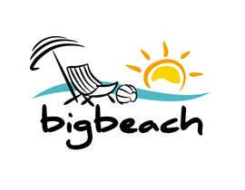 #110 for Logo Design for Big Beach af smarttaste