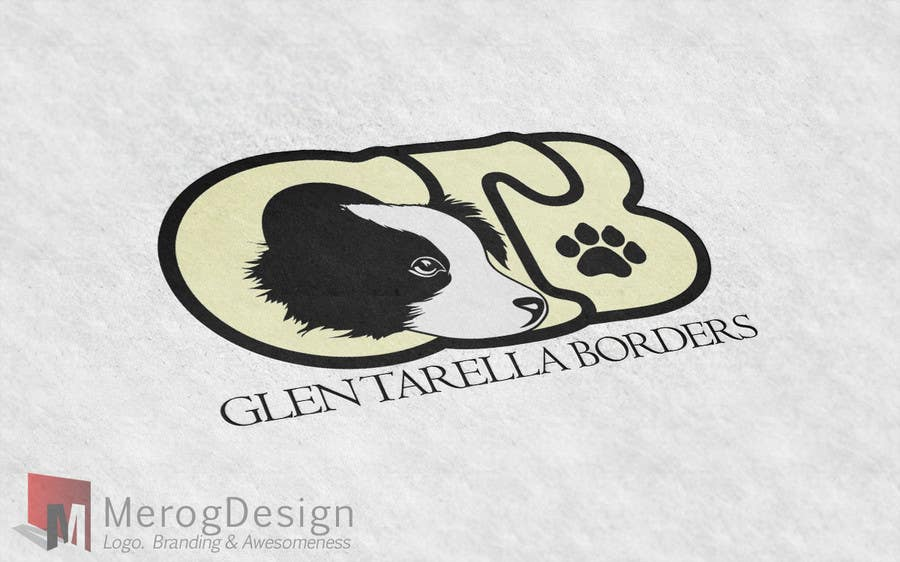 #81 for I need some Graphic Design for GlenTarella Borders by merog
