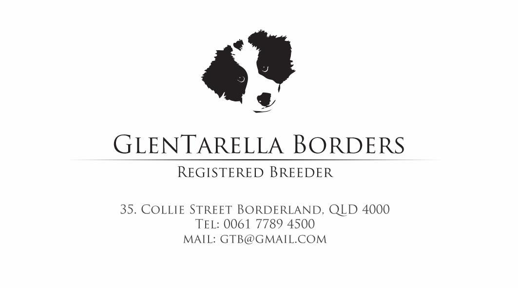 #65 for I need some Graphic Design for GlenTarella Borders by verpeter72