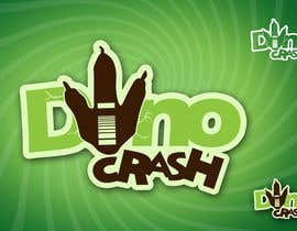#32 cho Logo for Dino Crash bởi rogeliobello