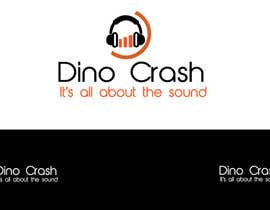 #35 for Logo for Dino Crash af polashrockz