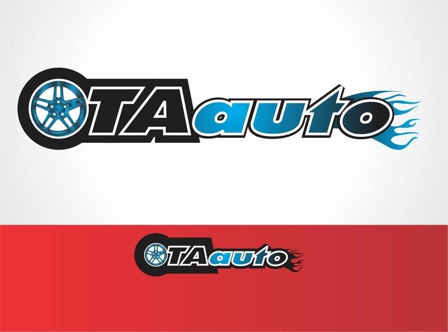 Contest Entry #                                        75                                      for                                         Logo Design for Ota Auto