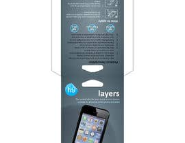 #6 for Need Print and Packaging Designs for screen protector brand by CBDesigns101