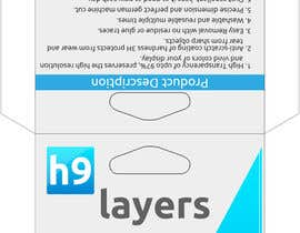 #1 para Need Print and Packaging Designs for screen protector brand por oxhey