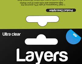 nº 3 pour Need Print and Packaging Designs for screen protector brand par Artimization