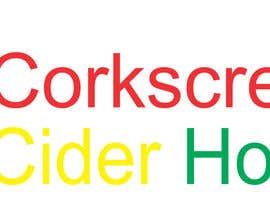 #4 para Design a Logo for Corkscrew Cider House por purwodi