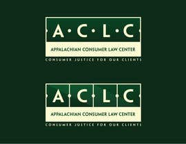 "#38 para Letterhead Design for Appalachian Consumer Law Center,L.L.P. / ""Consumer Justice for Our Clients"" por krustyo"