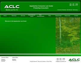 "#35 para Letterhead Design for Appalachian Consumer Law Center,L.L.P. / ""Consumer Justice for Our Clients"" por sirrom"