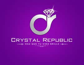 nº 106 pour Design a Logo for Crystal Jewelry par ixanhermogino