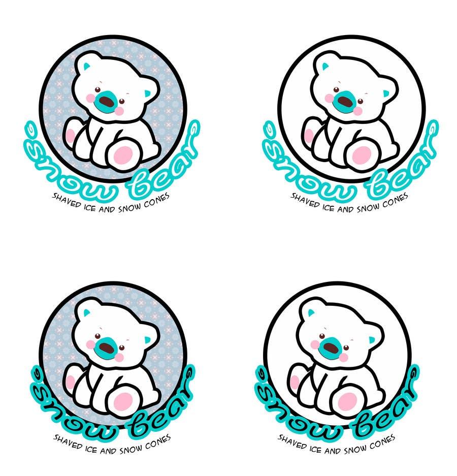 Inscrição nº 8 do Concurso para Design a Logo for shaved ice dessert store
