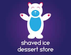 #50 para Design a Logo for shaved ice dessert store por goianalexandru