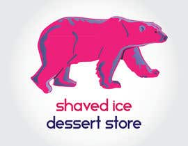 #51 for Design a Logo for shaved ice dessert store af goianalexandru