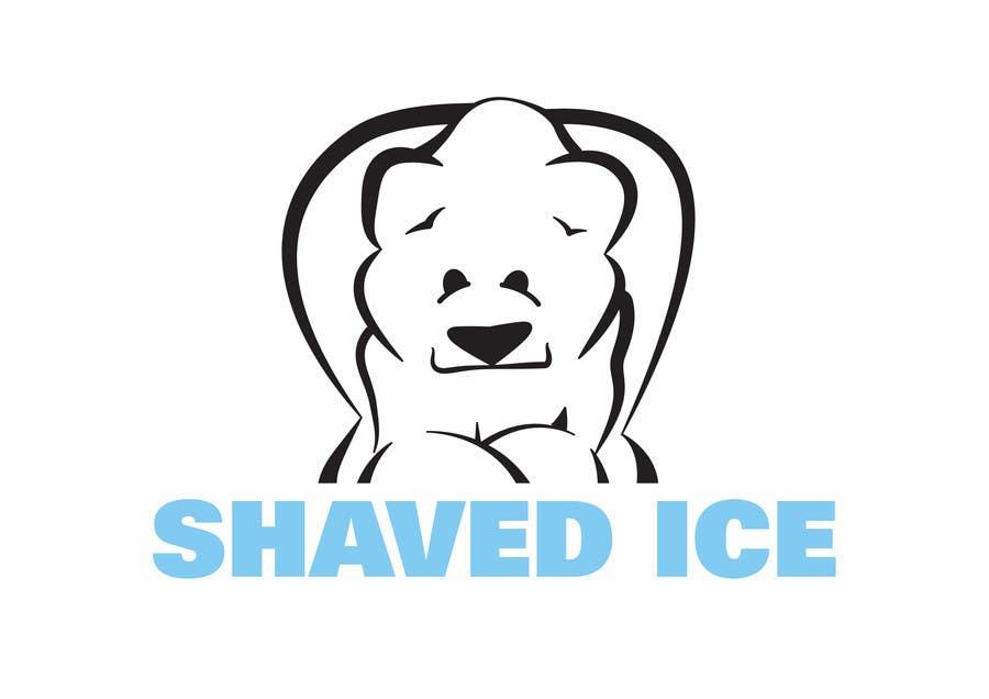 Bài tham dự cuộc thi #                                        54                                      cho                                         Design a Logo for shaved ice dessert store