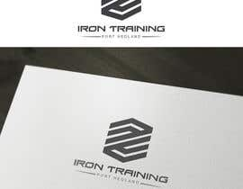nº 717 pour Design a Logo for IRON TRAINING par dynastydezigns