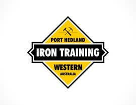 nº 724 pour Design a Logo for IRON TRAINING par fjsz