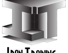 nº 708 pour Design a Logo for IRON TRAINING par YeeHaaCoZa