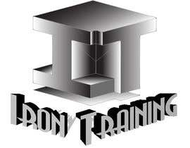 nº 714 pour Design a Logo for IRON TRAINING par YeeHaaCoZa