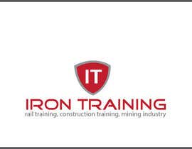 #709 para Design a Logo for IRON TRAINING por Greenit36
