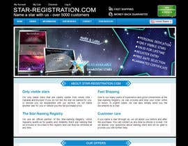 #28 para Design a banner for a star naming website por TheProdigy0226