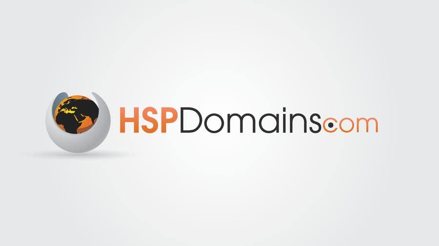 #62 for Design a Logo for HSP Domains.com by KiVii