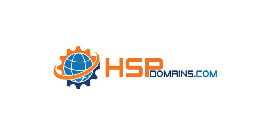 #46 for Design a Logo for HSP Domains.com by Psynsation