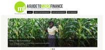 Design a logo for my microfinance info site için Graphic Design20 No.lu Yarışma Girdisi