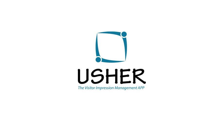 Bài tham dự cuộc thi #                                        34                                      cho                                         Design a Logo for a product names Usher