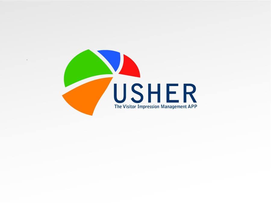 Inscrição nº 89 do Concurso para Design a Logo for a product names Usher