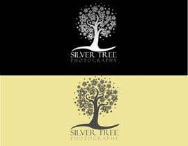 #62 untuk Design A Logo for New Photographer - Silver Tree Photography oleh jojohf