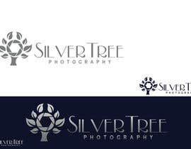 #14 untuk Design A Logo for New Photographer - Silver Tree Photography oleh alexandracol