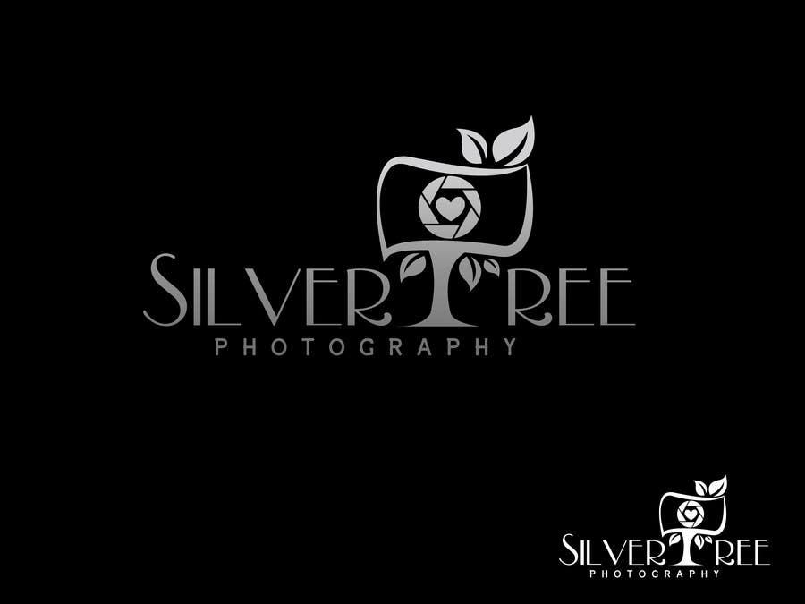Bài tham dự cuộc thi #                                        22                                      cho                                         Design A Logo for New Photographer - Silver Tree Photography