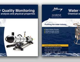 #32 для Flyer for water quality monitoring devices от Crions