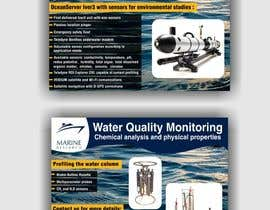#19 для Flyer for water quality monitoring devices от Shrey0017
