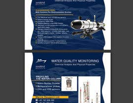 #24 для Flyer for water quality monitoring devices от natspearldesign
