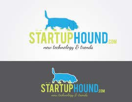 nº 218 pour Logo Design for StartupHound.com par marcoartdesign
