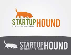 nº 176 pour Logo Design for StartupHound.com par marcoartdesign
