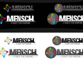 #90 para Design a Logo + Slogan for Mensch Cafe por bedmenton