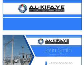 #2 for Design of sales brochure , stationary and B.Cards, for my company af Feladio