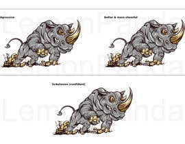 #19 untuk Illustrate Something for Charging Rhino oleh lemonpanda