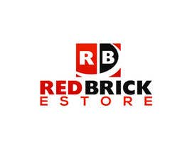 nº 69 pour Design a Logo for Red Brick Estore par texture605