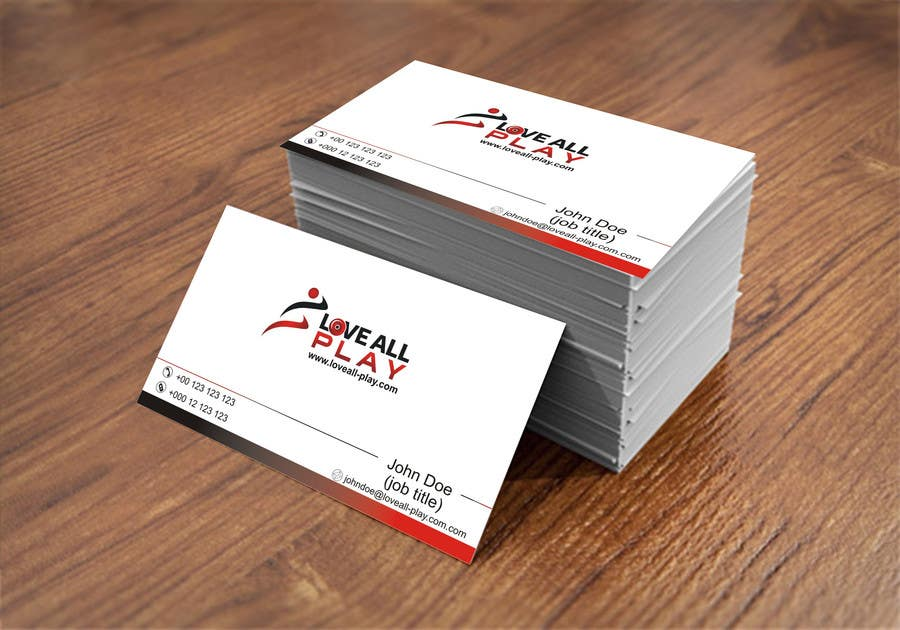#8 for Design some Business Cards for an Online Sports Store by arenadfx