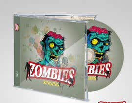 nº 8 pour art for zombie cd cover par suraj20038