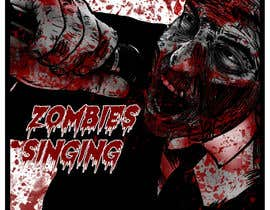 nº 7 pour art for zombie cd cover par tkillatrent