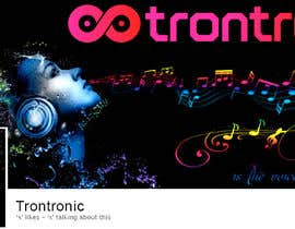 #26 para Design of a Header Image for a Facebook Fansite of a Record Label por OnpointJamie
