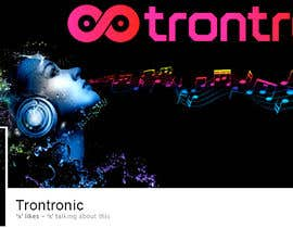 #27 para Design of a Header Image for a Facebook Fansite of a Record Label por OnpointJamie