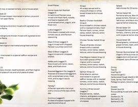 #1 cho Design a menu for my  restaurant bởi DWCole95
