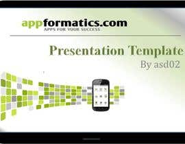 #20 para Develop a Powerpoint Template por asd02
